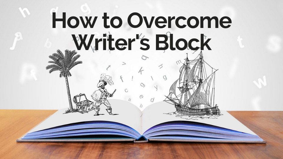 Over Come Writer's Block